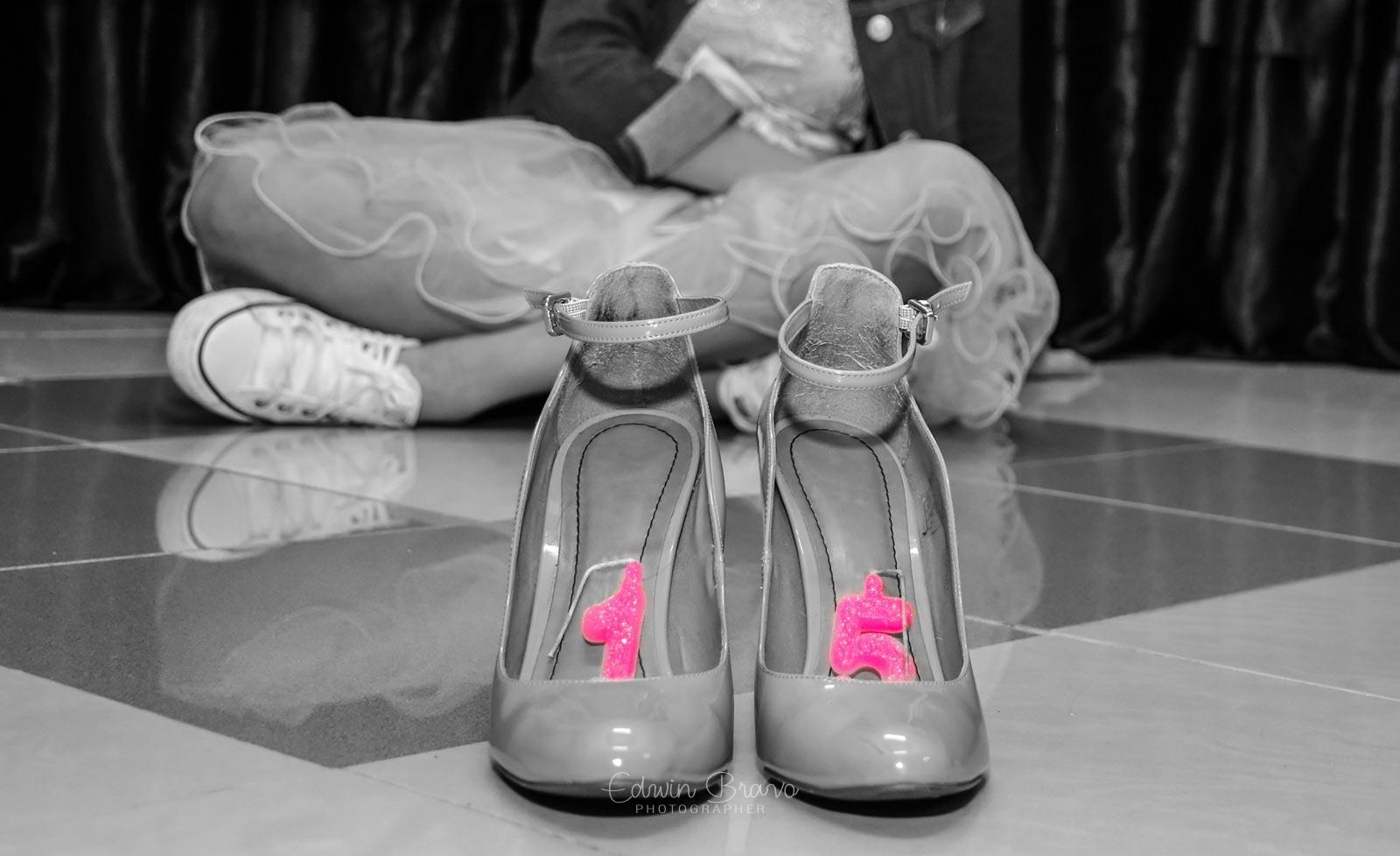 Zapatos-quinceaños